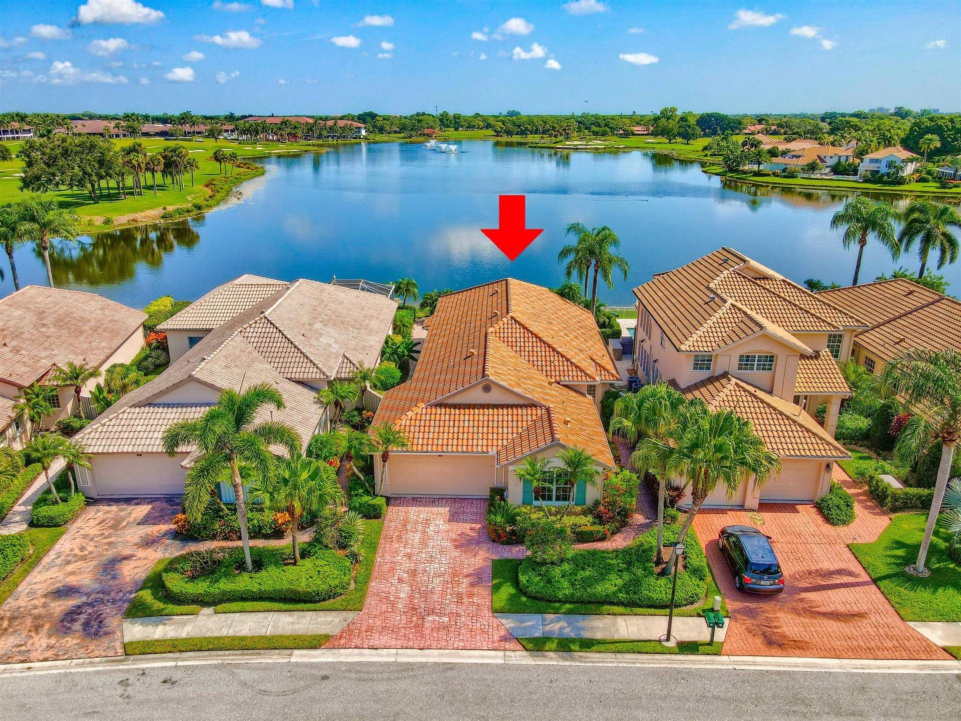 917 Augusta Pointe Drive, Palm Beach Gardens, FL 33418 - MLS#: RX-10744044