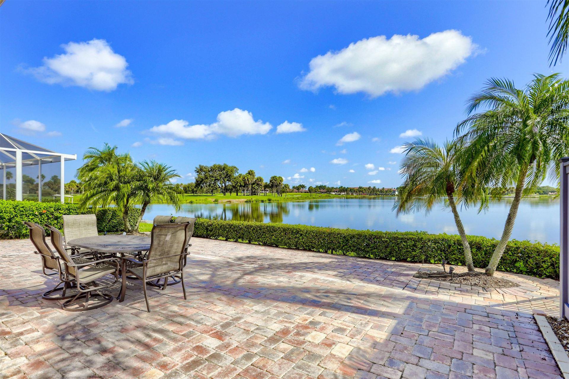 Photo of 917 Augusta Pointe Drive, Palm Beach Gardens, FL 33418 (MLS # RX-10744044)