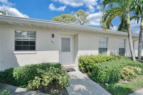 Photo of 411 Bennington Lane, Lake Worth, FL 33467 (MLS # RX-10657045)