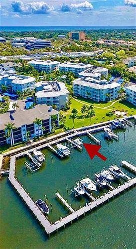 Photo of 1014 Bay Colony Drive #Slip 5, Juno Beach, FL 33408 (MLS # RX-10740045)