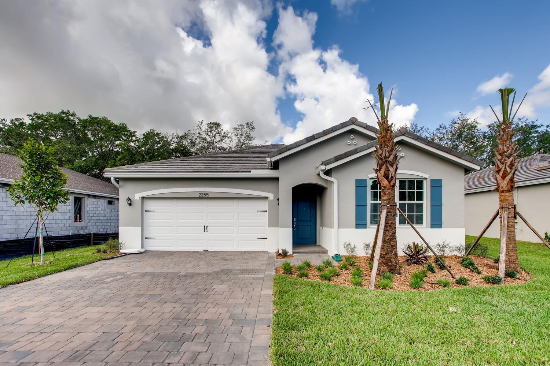 2255 SW Strawberry Terrace, Palm City, FL 34990 - MLS#: RX-10615045