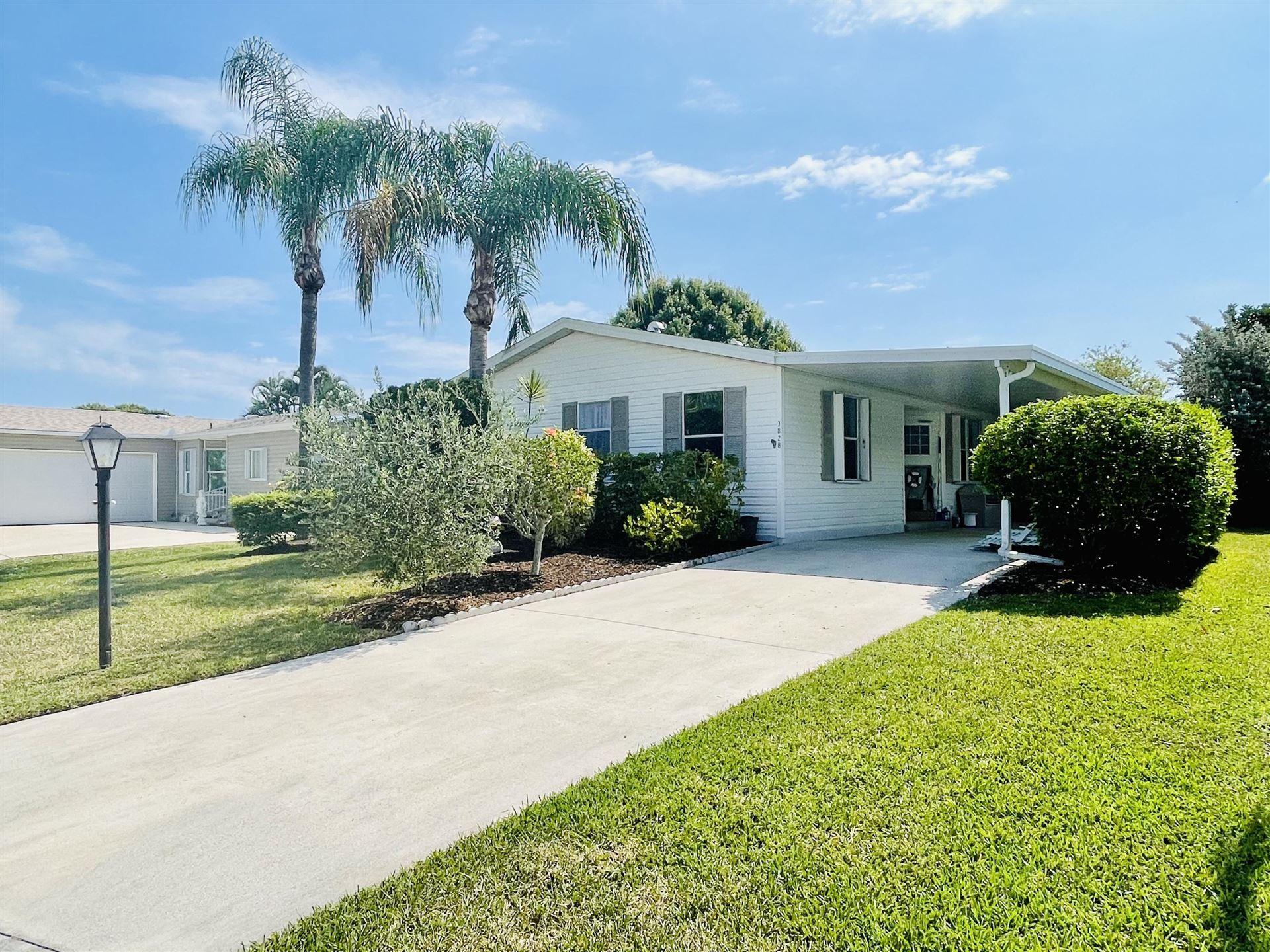 3828 Hydrilla Court, Port Saint Lucie, FL 34952 - #: RX-10714045