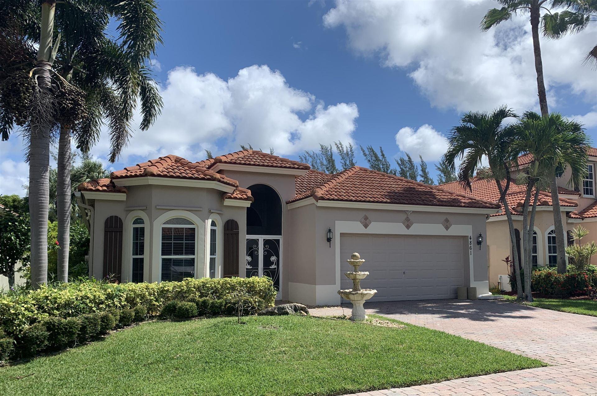 4861 Gateway Gardens Drive, Boynton Beach, FL 33436 - MLS#: RX-10727045