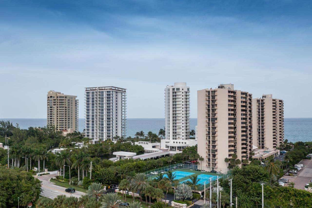 Photo for 4200 N Ocean Drive #2-1604, Singer Island, FL 33404 (MLS # RX-10751045)
