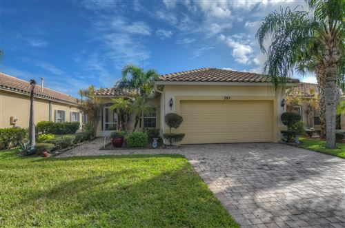 Photo of 397 NW Breezy Point Loop, Port Saint Lucie, FL 34986 (MLS # RX-10591046)
