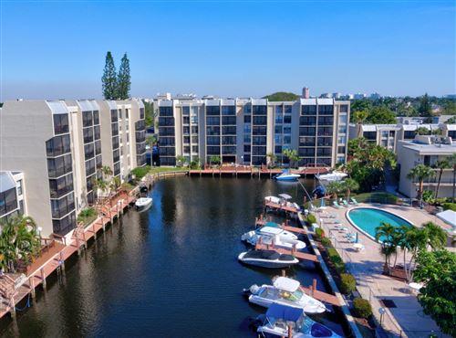 Photo of 3 Royal Palm Way #406, Boca Raton, FL 33432 (MLS # RX-10668046)