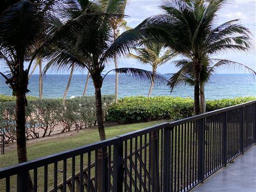 Photo of 1167 Hillsboro Mile #103, Hillsboro Beach, FL 33062 (MLS # RX-10677046)