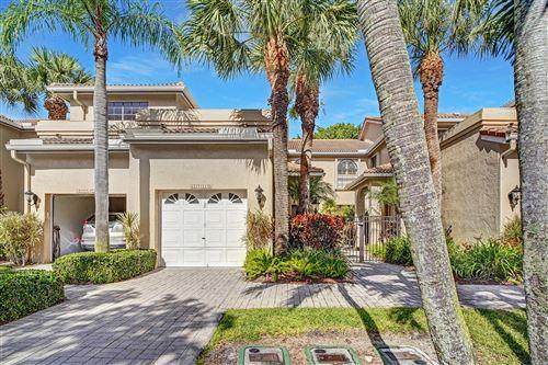 Photo of 6721 Montego Bay Boulevard #D, Boca Raton, FL 33433 (MLS # RX-10754046)
