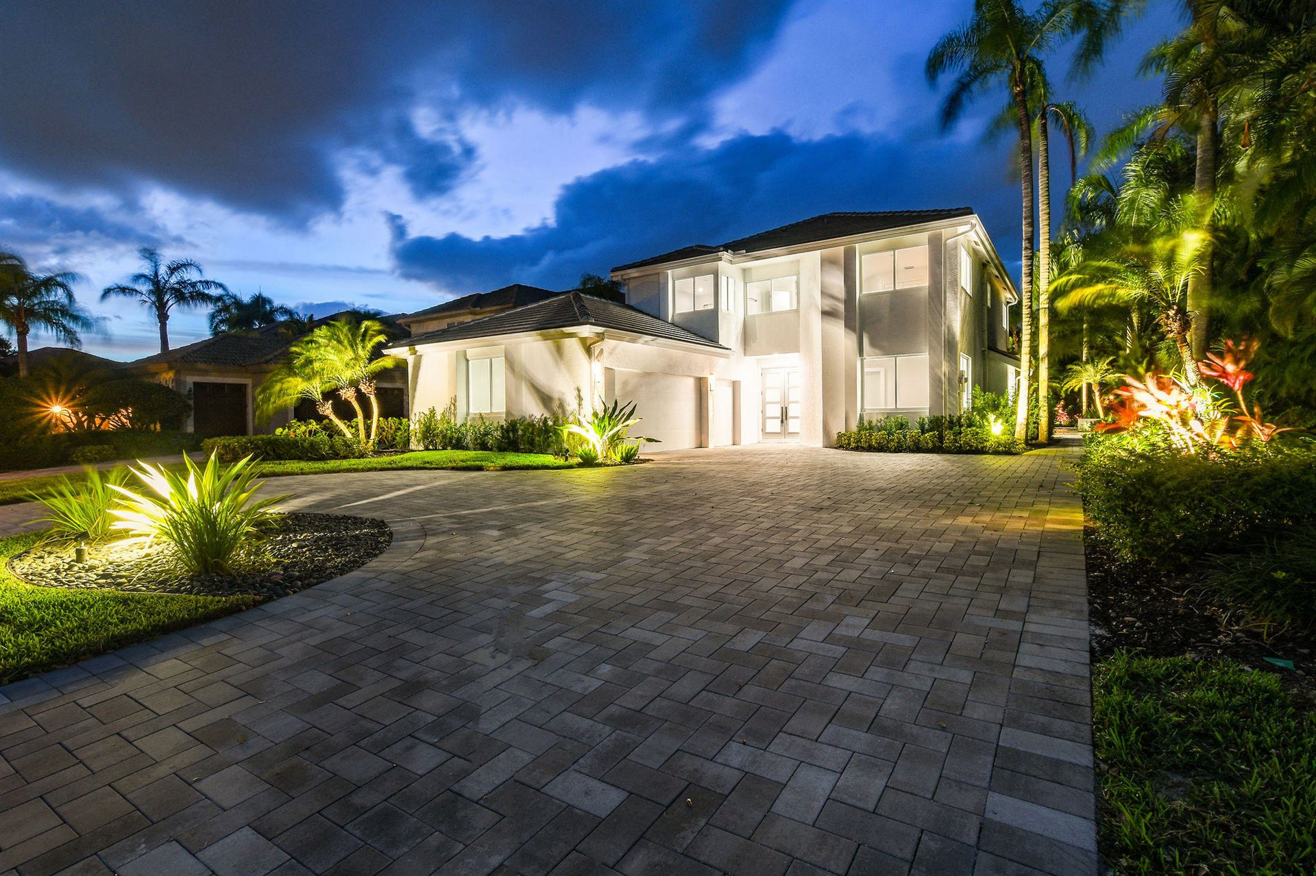 Photo of 3651 Toulouse Drive, Palm Beach Gardens, FL 33410 (MLS # RX-10645046)