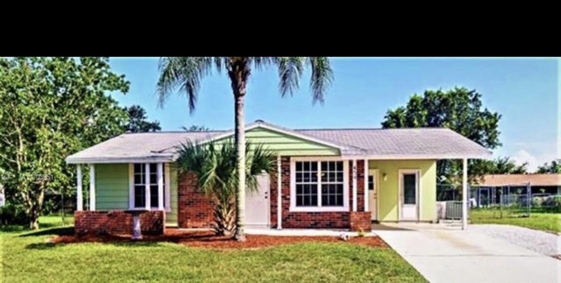 454 NE Electra Avenue, Port Saint Lucie, FL 34983 - MLS#: RX-10710046