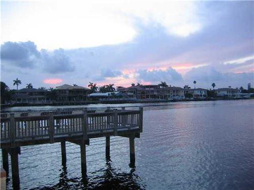 Photo of 3606 S Ocean Boulevard #103, Highland Beach, FL 33487 (MLS # RX-10577047)