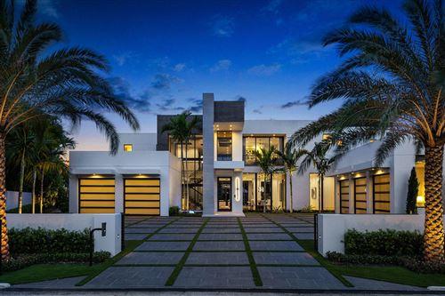 Photo of 444 E Coconut Palm Road, Boca Raton, FL 33432 (MLS # RX-10592047)