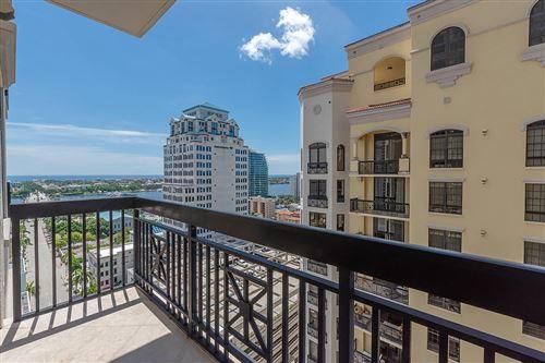 Photo of 701 S Olive Avenue #1415, West Palm Beach, FL 33401 (MLS # RX-10624047)