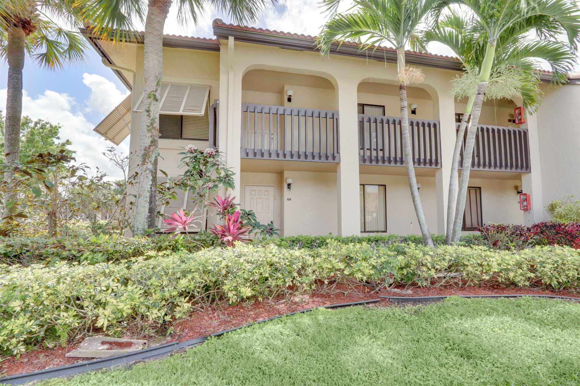10101 Mangrove Drive #101, Boynton Beach, FL 33437 - #: RX-10606047