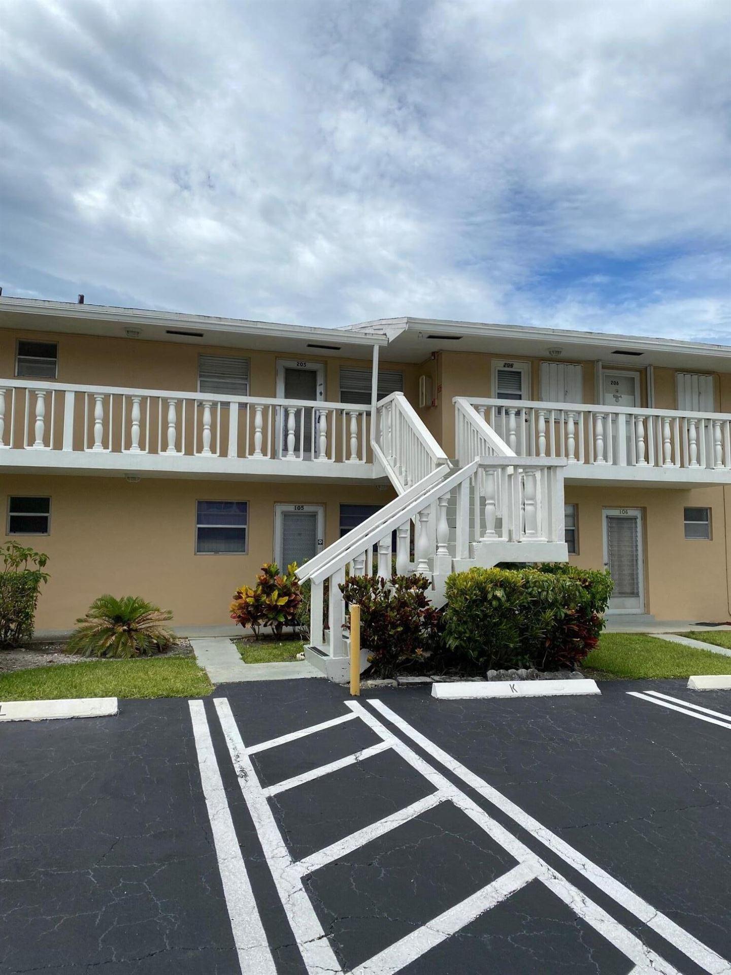 2192 NE 1st Way #205, Boynton Beach, FL 33435 - #: RX-10729047