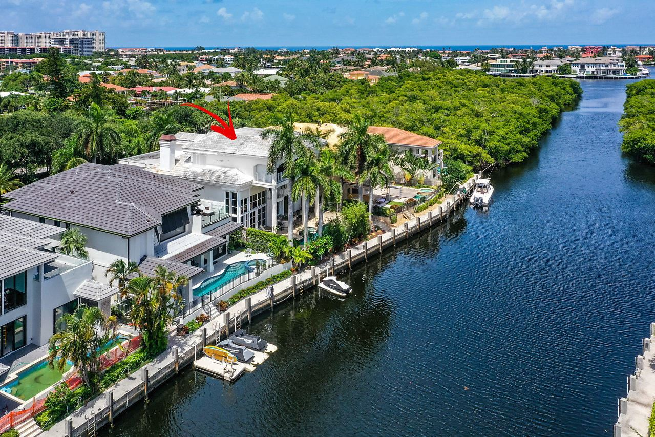 5344 Boca Marina Circle N, Boca Raton, FL 33487 - #: RX-10643048