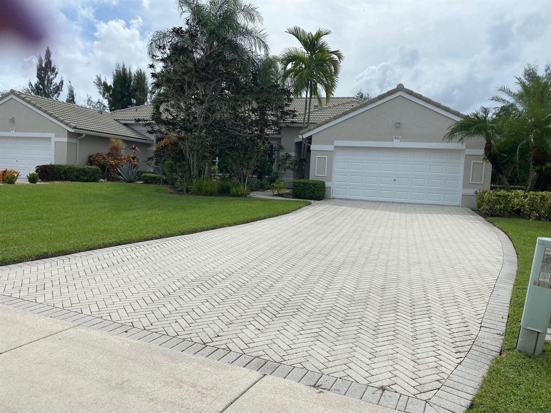 7880 Rockford Road, Boynton Beach, FL 33472 - #: RX-10661048
