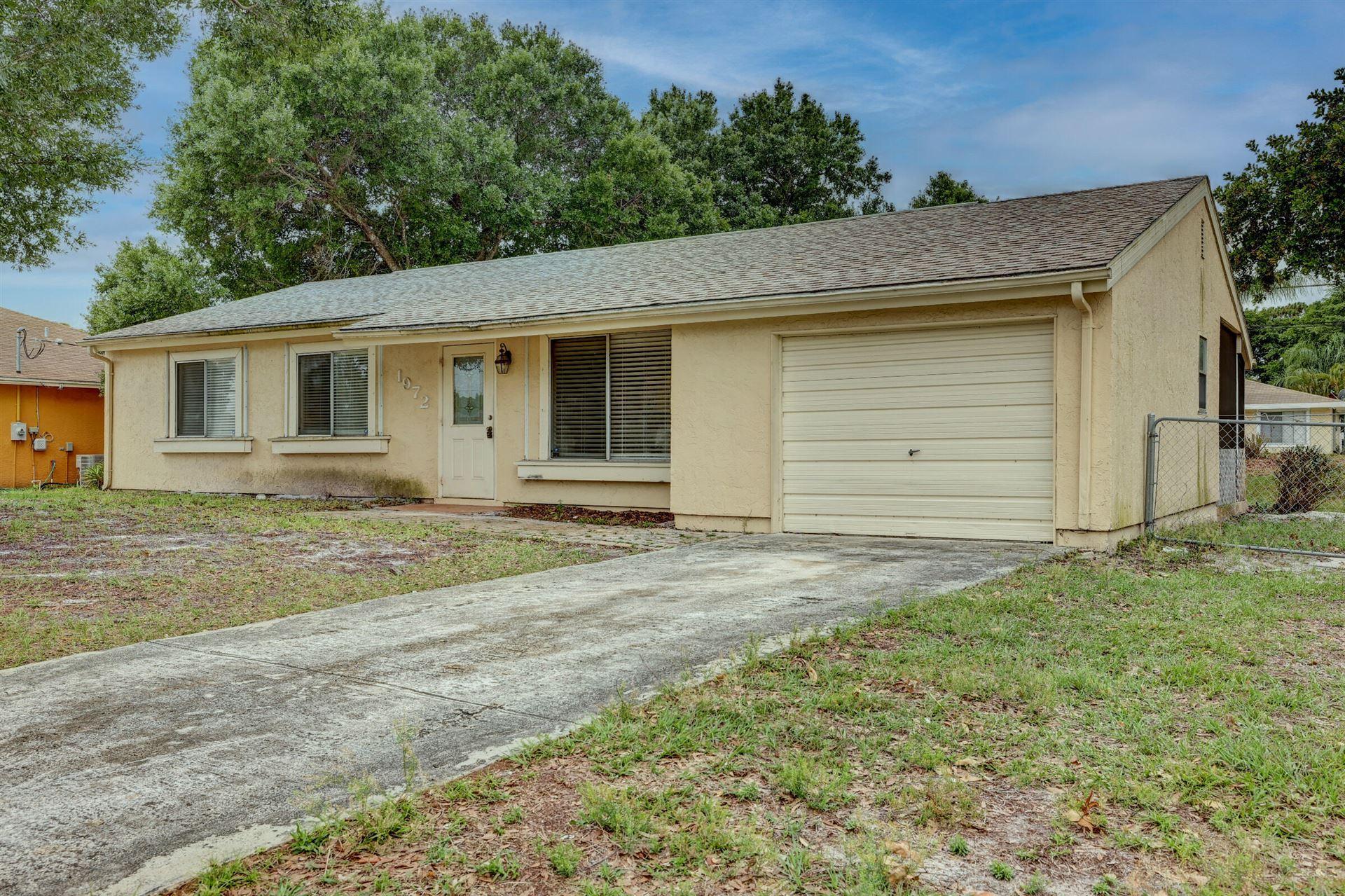 1972 SE Joy Haven Street, Port Saint Lucie, FL 34983 - #: RX-10710048