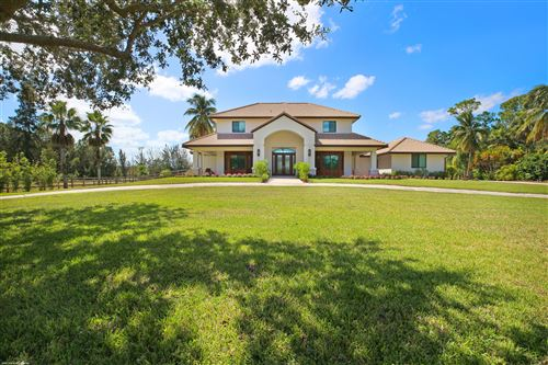 Photo of 6449 Duckweed Road, Lake Worth, FL 33449 (MLS # RX-10565049)
