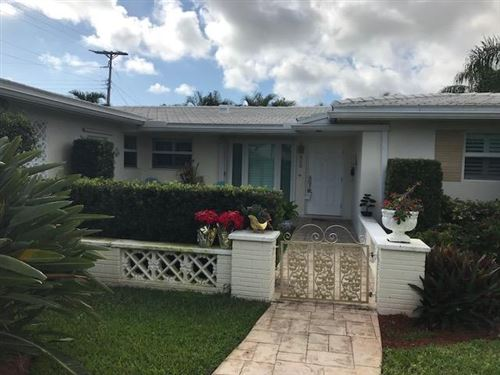 Photo of 850 W Camino Real, Boca Raton, FL 33486 (MLS # RX-10594049)