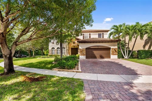 Photo of 4121 Artesa Drive, Boynton Beach, FL 33436 (MLS # RX-10657049)