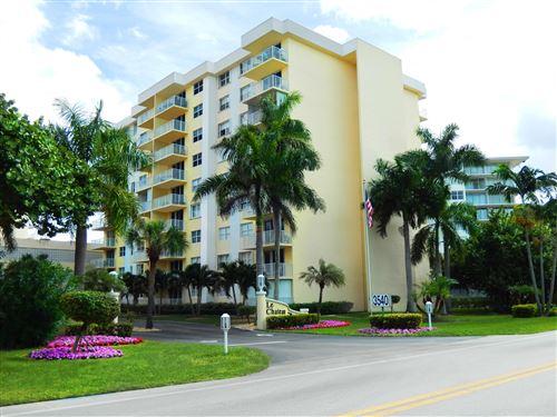 Foto de inmueble con direccion 3540 S Ocean Boulevard #708 South Palm Beach FL 33480 con MLS RX-10662050