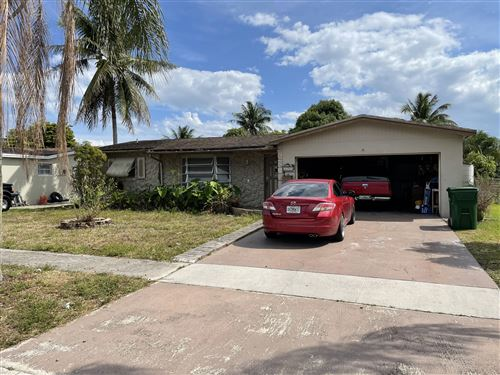 Photo of 6690 NW 3rd Street, Margate, FL 33063 (MLS # RX-10705050)