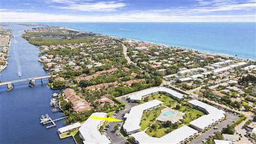 Photo of 5540 N Ocean Boulevard #112, Ocean Ridge, FL 33435 (MLS # RX-10706050)