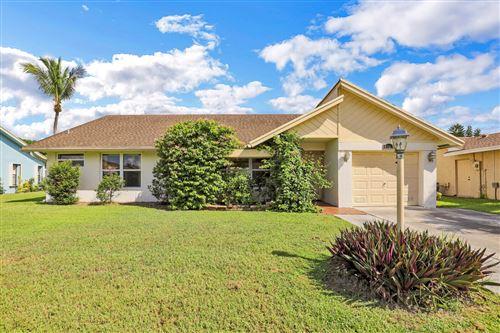 Photo of 8327 Waccamaw Lane Lane E, Lake Worth, FL 33467 (MLS # RX-10746050)