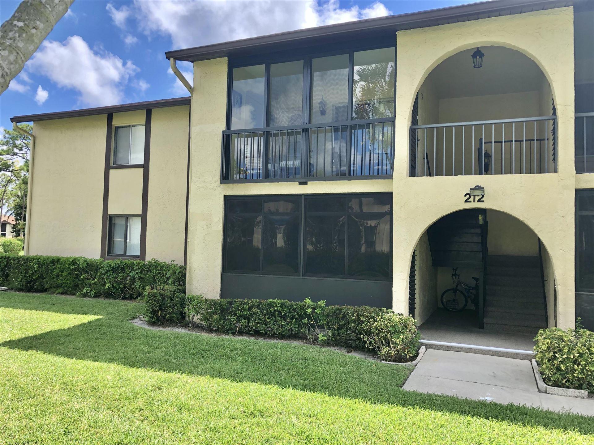 212 Pine Hov Circle #C-2, Greenacres, FL 33463 - #: RX-10646050