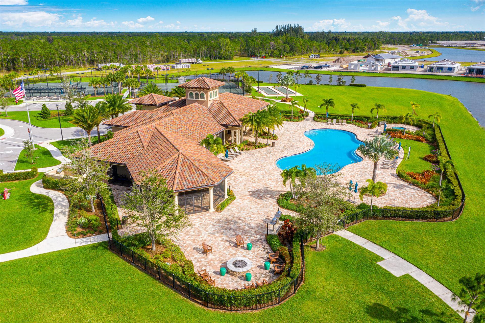 572 SE Monet Drive, Port Saint Lucie, FL 34984 - #: RX-10674050
