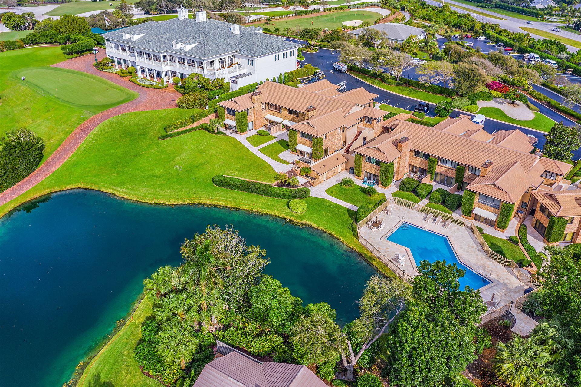 Photo of 11830 SE Hill Club Terrace #305, Tequesta, FL 33469 (MLS # RX-10680050)