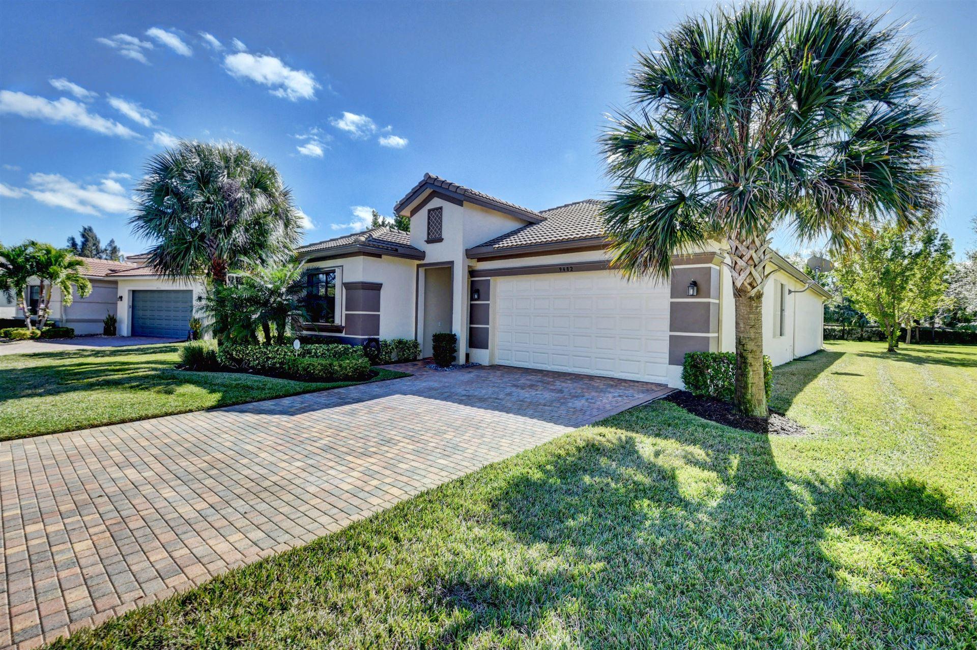 Photo of 9482 Isles Cay Drive, Delray Beach, FL 33446 (MLS # RX-10687050)
