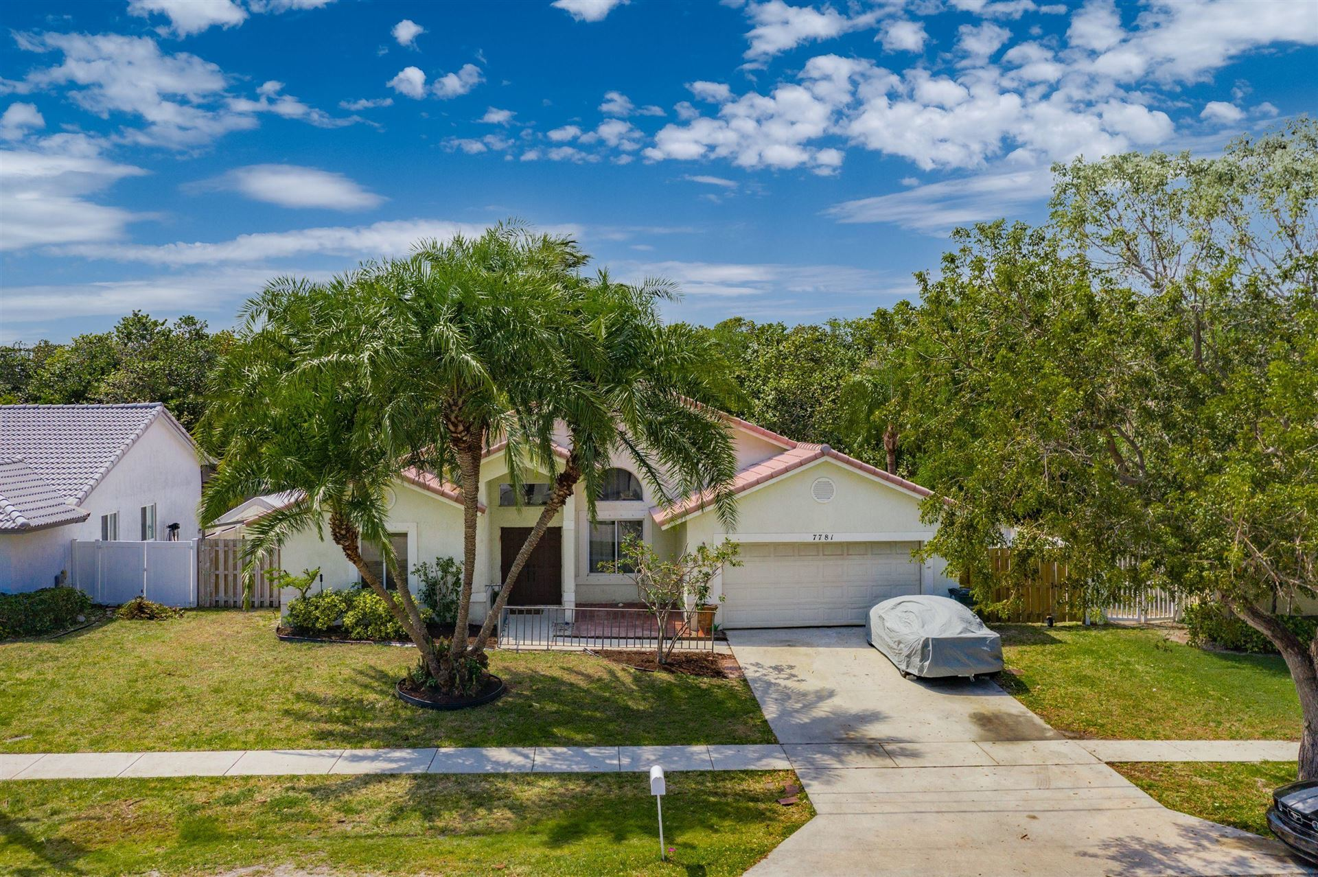 7781 Texas Trail, Boca Raton, FL 33487 - MLS#: RX-10703050