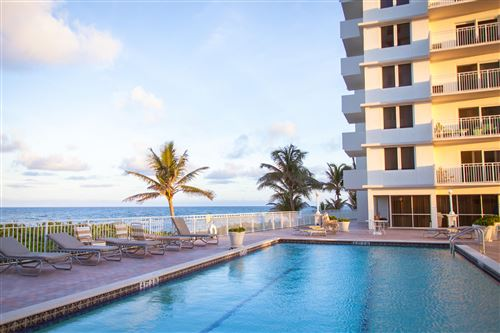 Photo of Listing MLS rx in 3221 S Ocean Blvd Boulevard #702 Highland Beach FL 33487