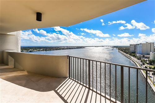 Photo of 1200 S Flagler Drive #1805/1806, West Palm Beach, FL 33401 (MLS # RX-10713051)