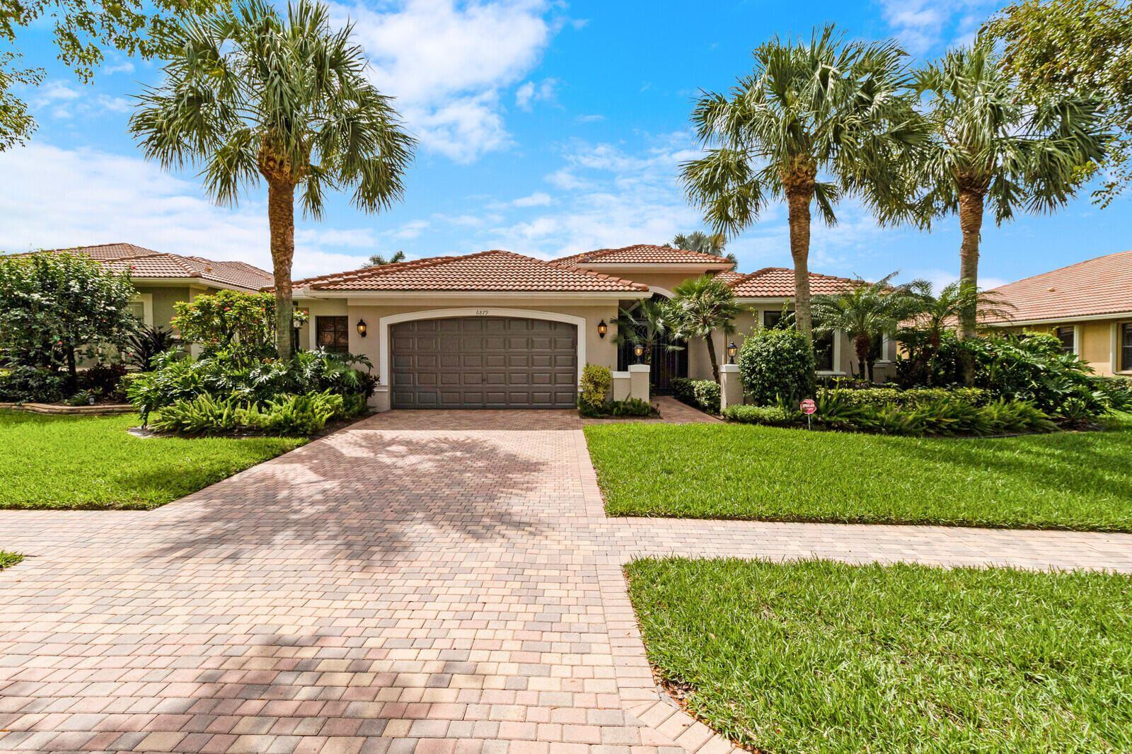 Photo of 6879 Caviro Lane Lane, Boynton Beach, FL 33437 (MLS # RX-10697051)