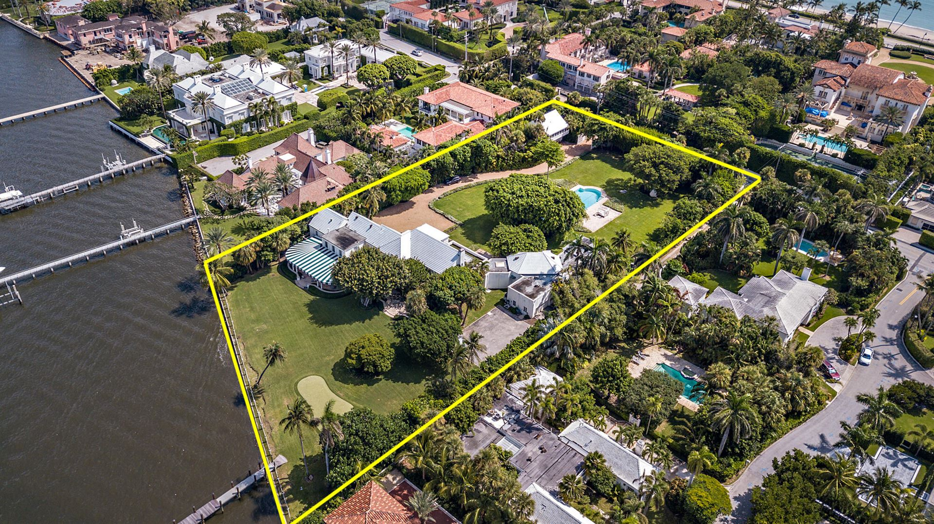 Photo for 854 S County Road, Palm Beach, FL 33480 (MLS # RX-10744051)