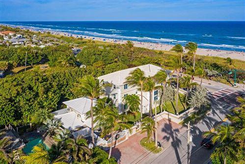 Photo of 348 S Ocean Boulevard, Delray Beach, FL 33483 (MLS # RX-10684052)