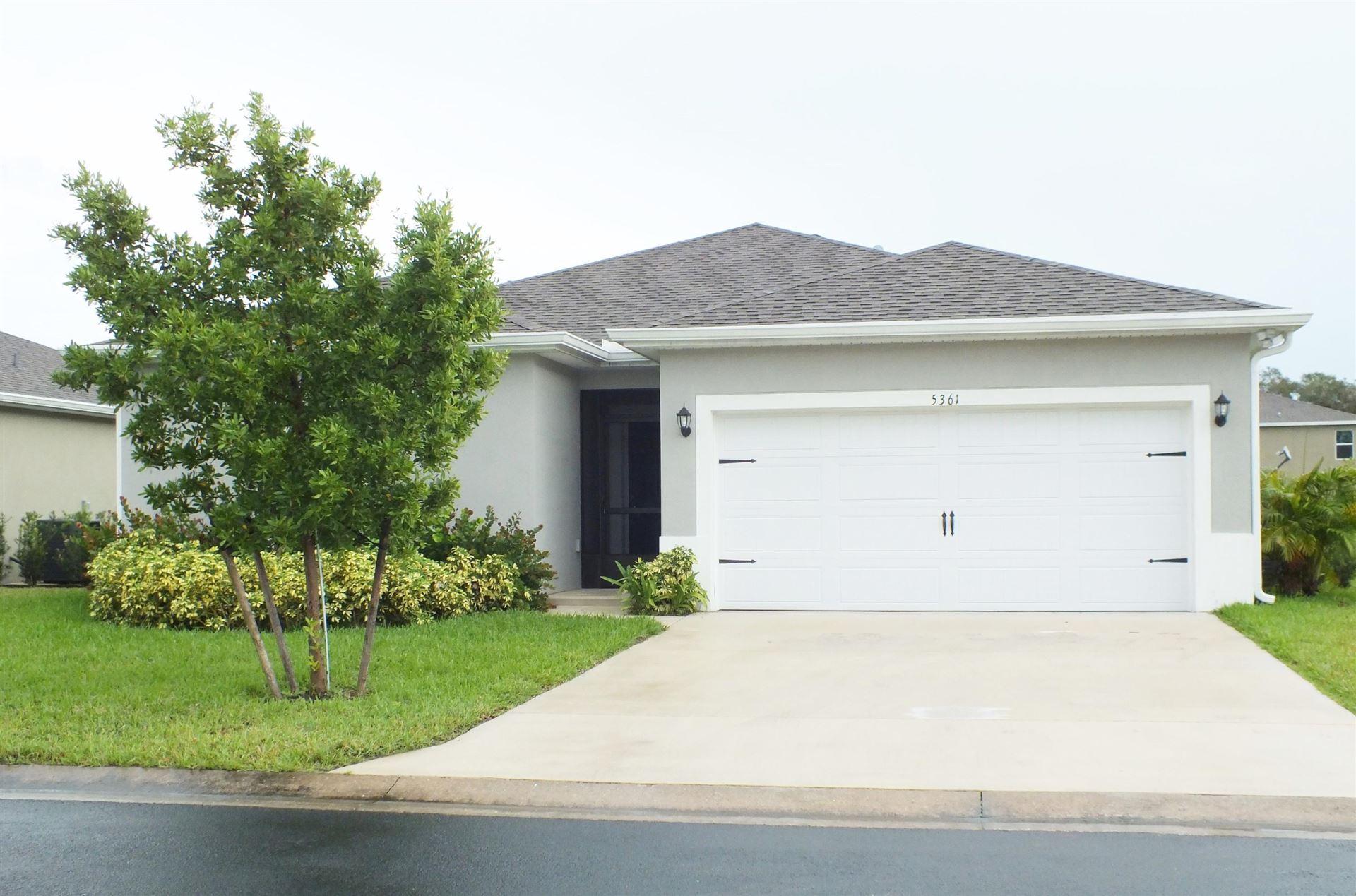 5361 Oakland Lake Circle, Fort Pierce, FL 34951 - #: RX-10671052