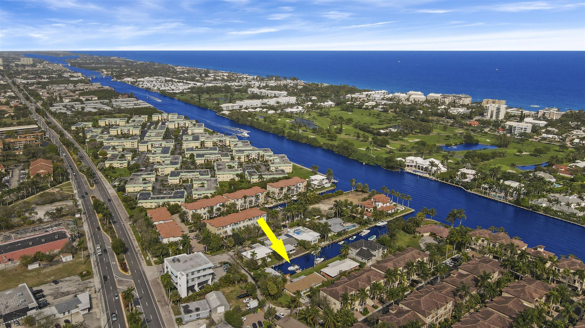 Photo of 807 Palmer Road, Delray Beach, FL 33483 (MLS # RX-10695052)