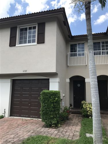 Photo of Listing MLS rx in 4105 Napoli Lake Drive West Palm Beach FL 33410