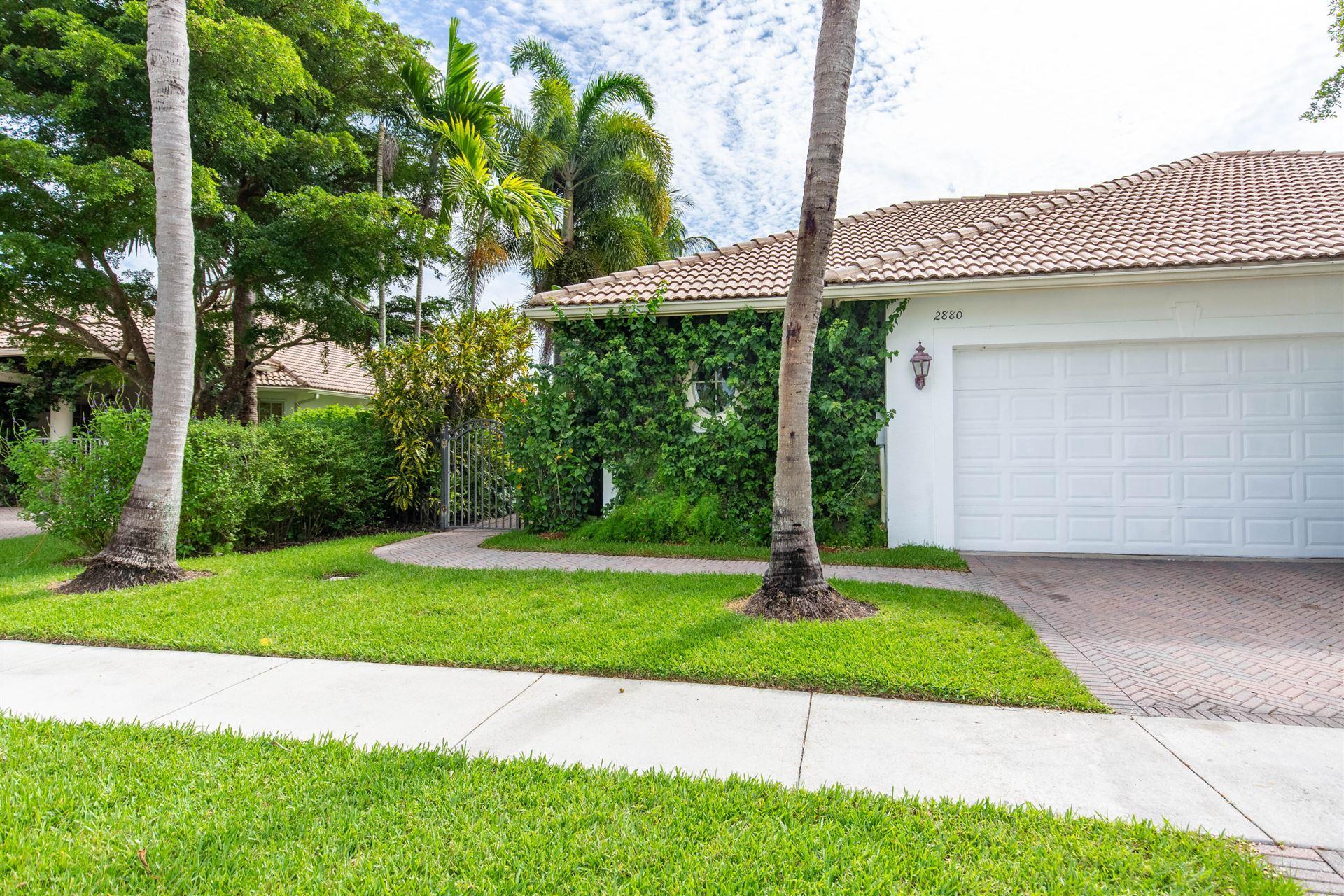 2880 Twin Oaks Way, Wellington, FL 33414 - #: RX-10636053