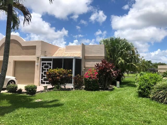 9124 Flynn 1 Circle #1, Boca Raton, FL 33496 - MLS#: RX-10727053