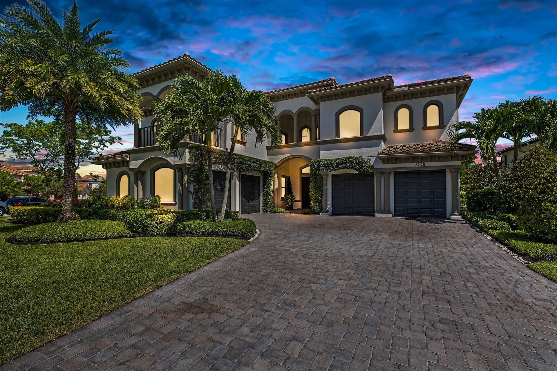 Photo for 8146 Canopy Terrace, Parkland, FL 33076 (MLS # RX-10742053)
