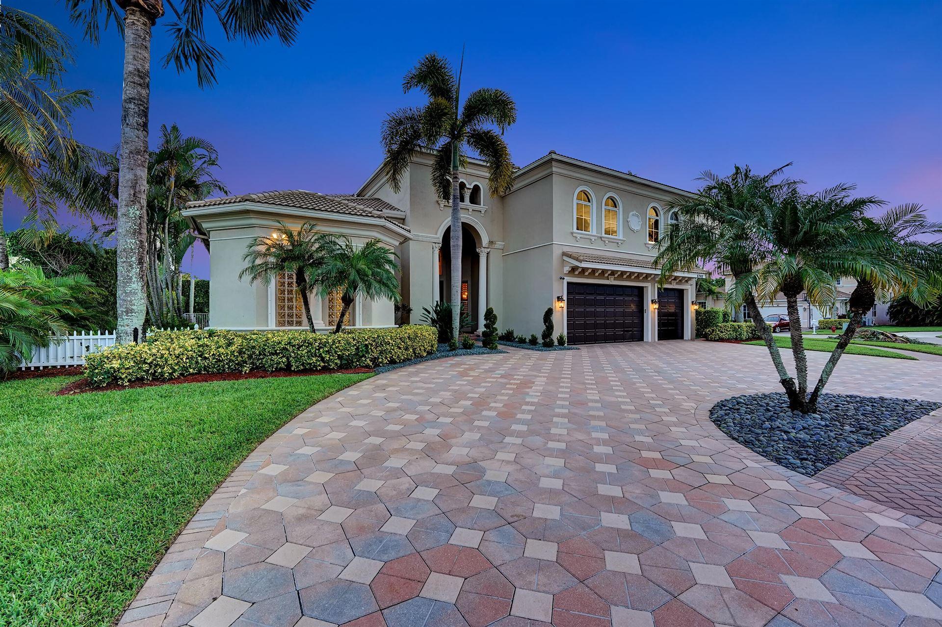 6748 Cobia Circle, Boynton Beach, FL 33437 - MLS#: RX-10745053