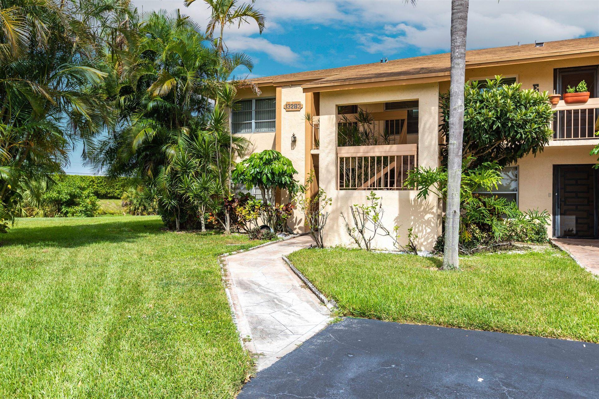 13283 Pineapple Palm Court #D, Delray Beach, FL 33484 - #: RX-10753053