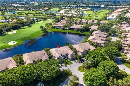 Photo of 16868 Isle Of Palms Drive #D, Delray Beach, FL 33484 (MLS # RX-10627054)