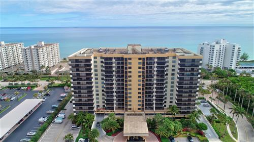 Photo of 3400 S Ocean Boulevard #11c, Highland Beach, FL 33487 (MLS # RX-10682054)