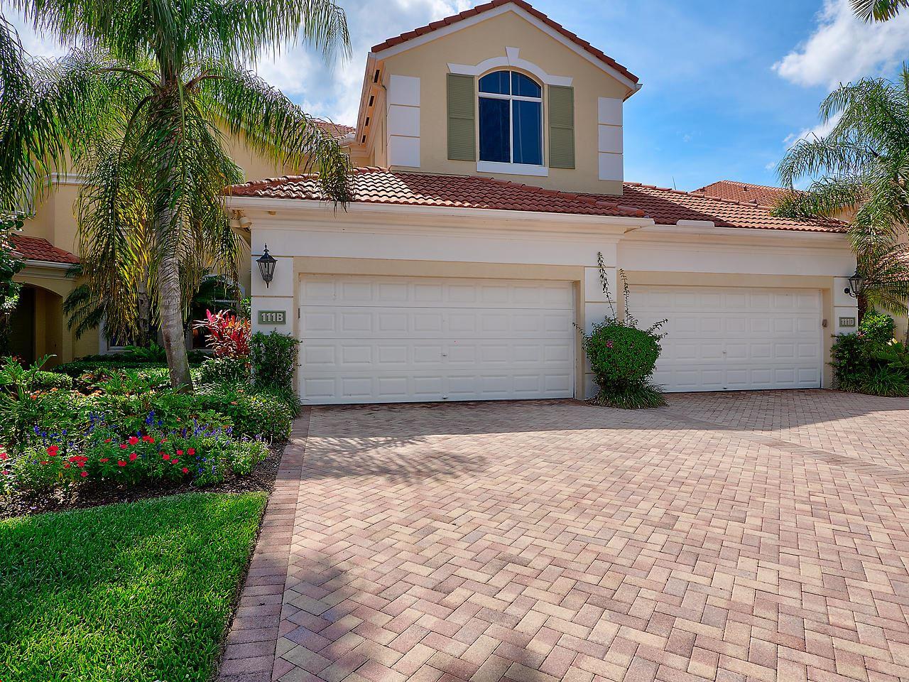 111 Palm Bay Lane #B, Palm Beach Gardens, FL 33418 - #: RX-10618054